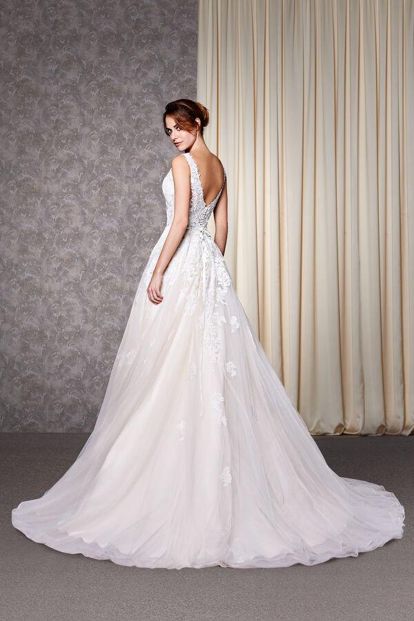 Zelda Wedding Gown