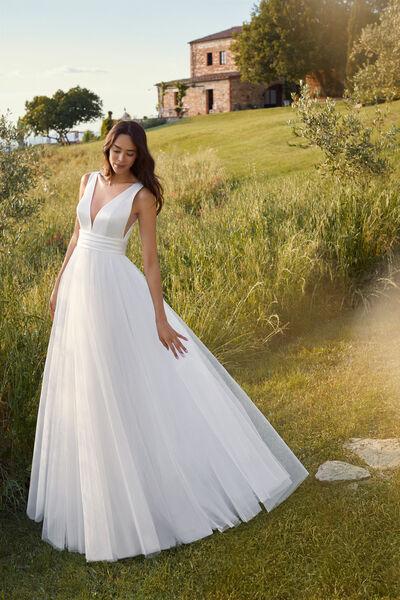 Agata Bridal Gown - Bridal