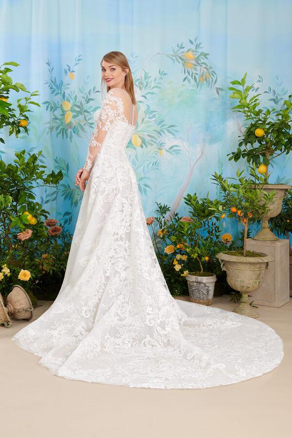 June Wedding Dress