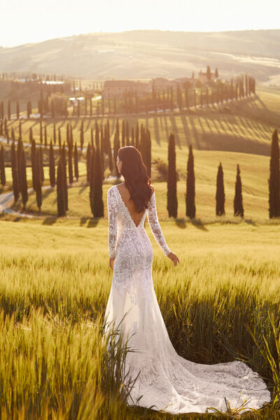 Monia Bridal Gown - Bridal