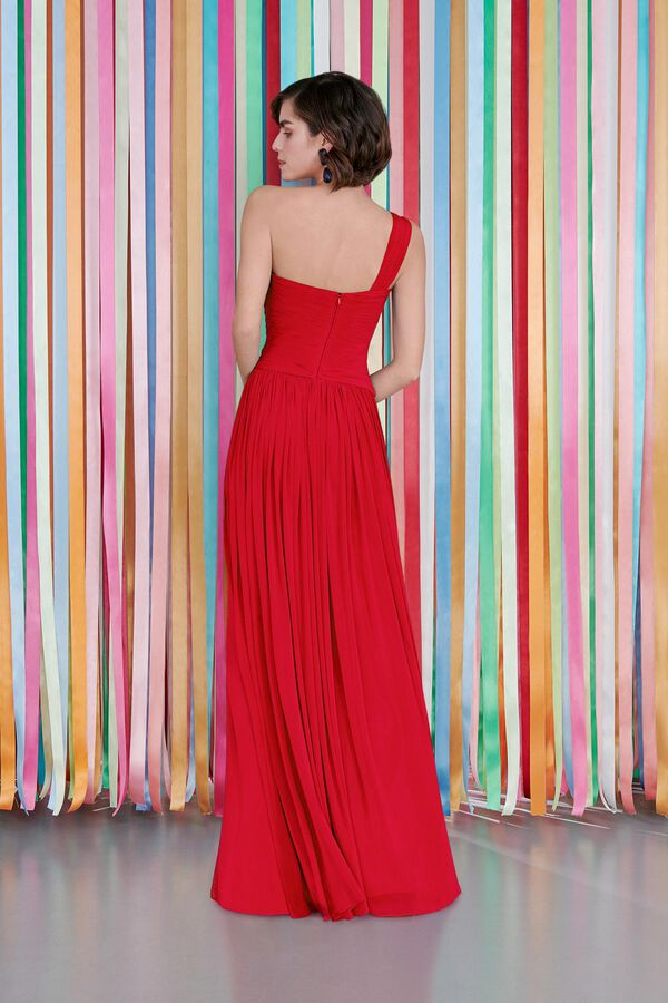 Dress in Soft Tulle