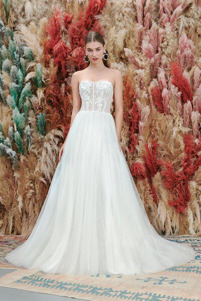 Egle Wedding Gown - Bridal