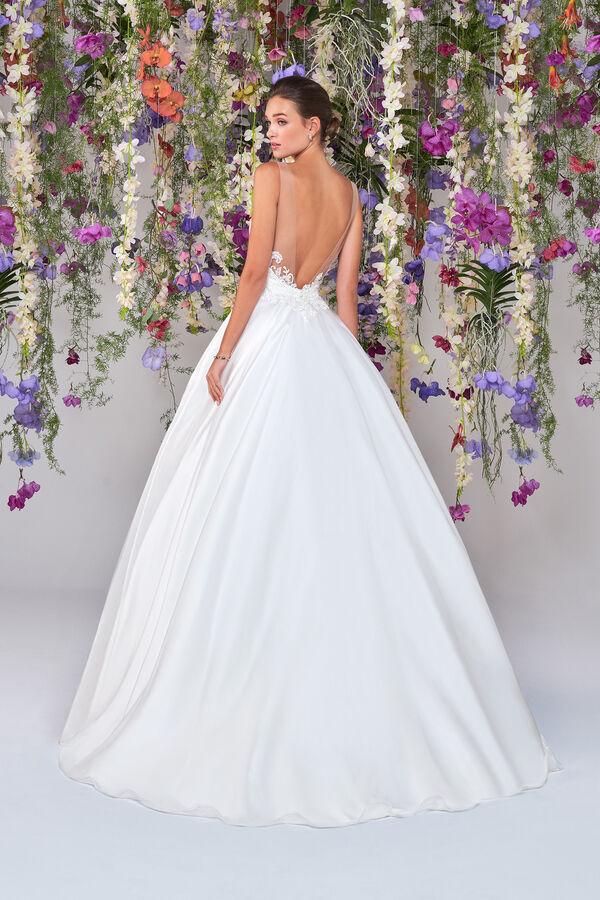 Tiffany Wedding Gown