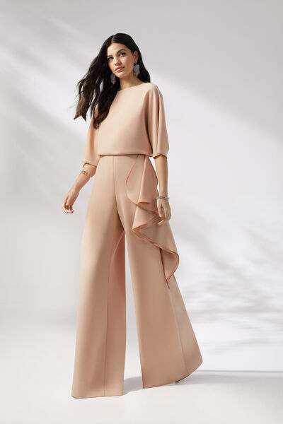 Envers Satin Crêpe Jumpsuit