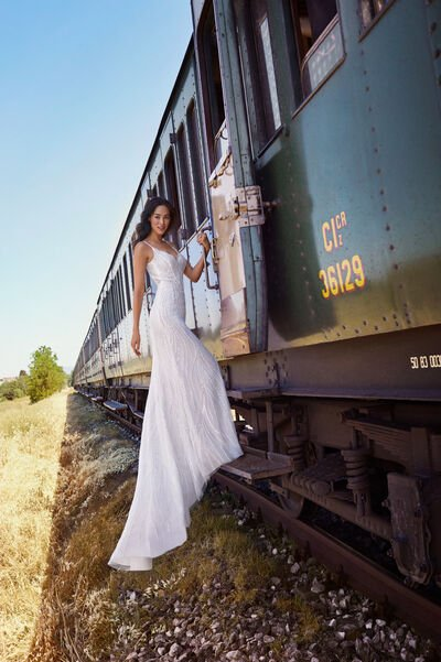Sharon Bridal Gown - Bridal