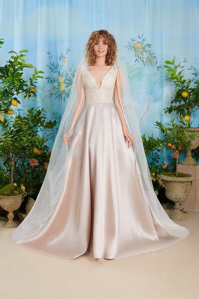 Esmeralda Wedding Dress - Bridal