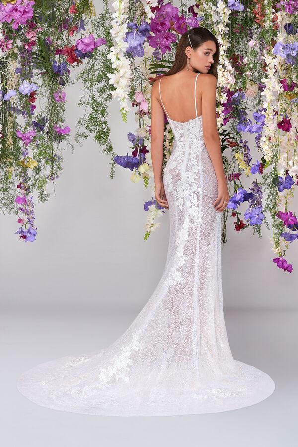 Claribel Wedding Gown