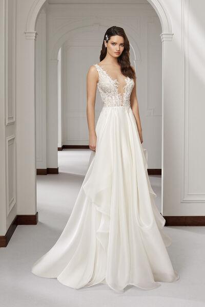 Abito da sposa Azzurra - Bridal