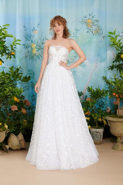 Victoria Wedding Dress - Bridal
