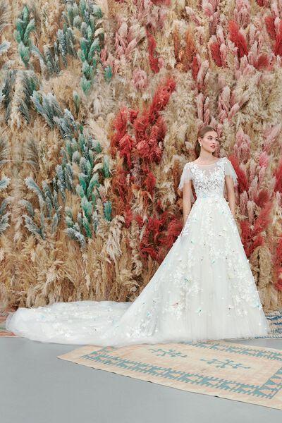 Cassandra Wedding Gown - Bridal