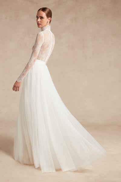 Soft Tulle Skirt - Bridal