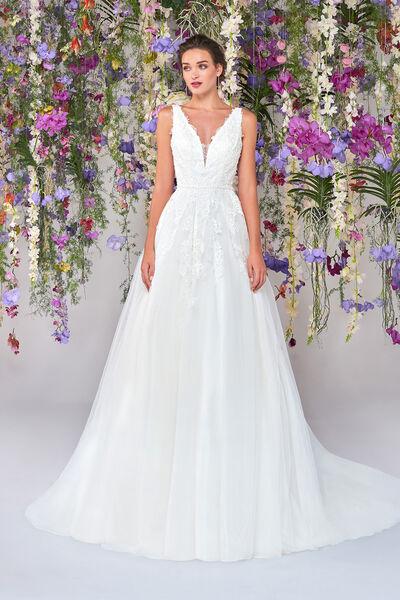 Judith Wedding Gown - Bridal