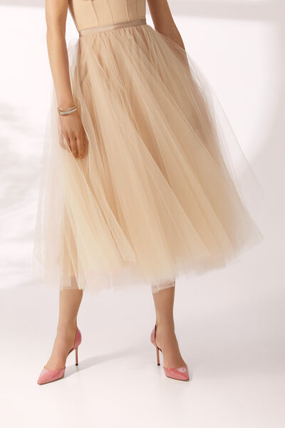 Gonna Midi in Tulle - Party