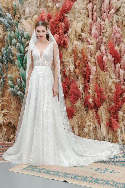 Luna Wedding Gown - Bridal