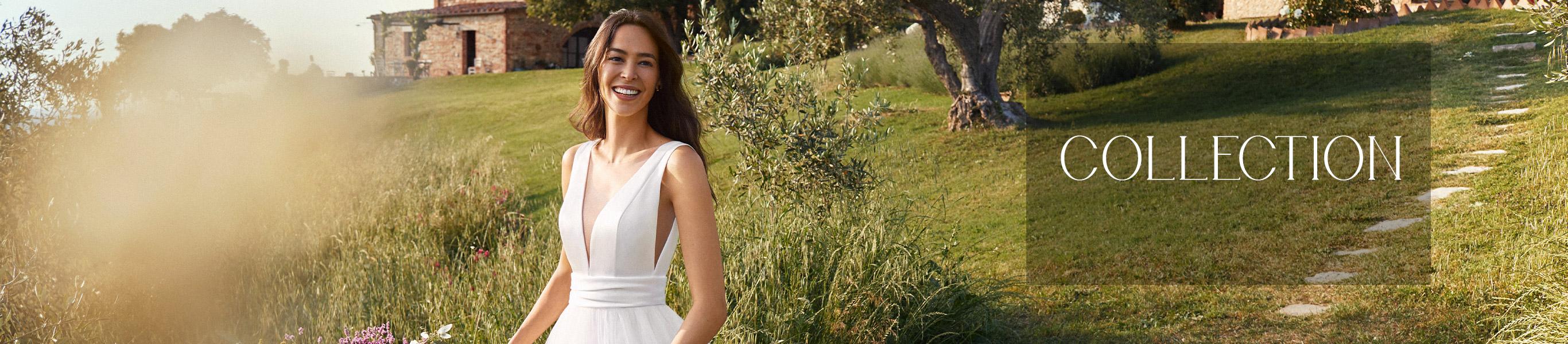 Agata Wedding Gown - Bridal